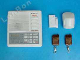 Telephone Connecting Burglary Alarm Controller