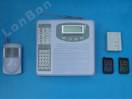 Wireless Burglary Alarm Kit